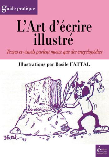 écrire illustré